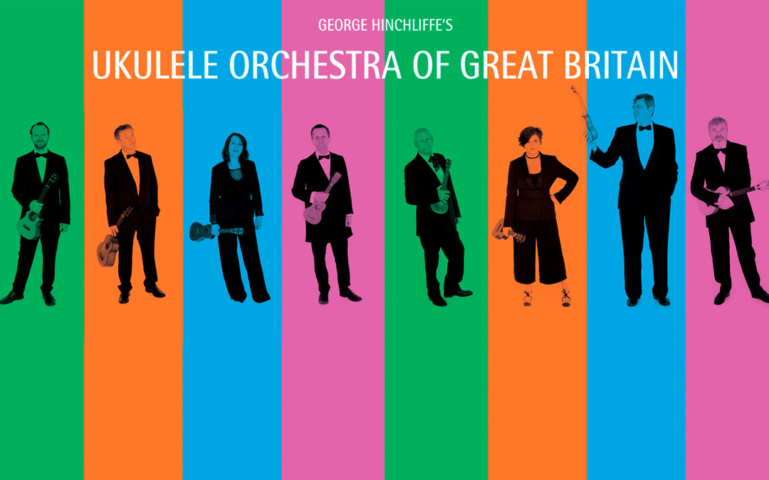 The Ukulele Orchestra of Great Britain i gruppen Kultur och Nöje hos Läsarshoppen.se (B874)
